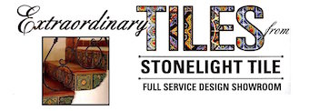 Stonelight Tile | Custom Mural Design | Ceramic | San Jose CA